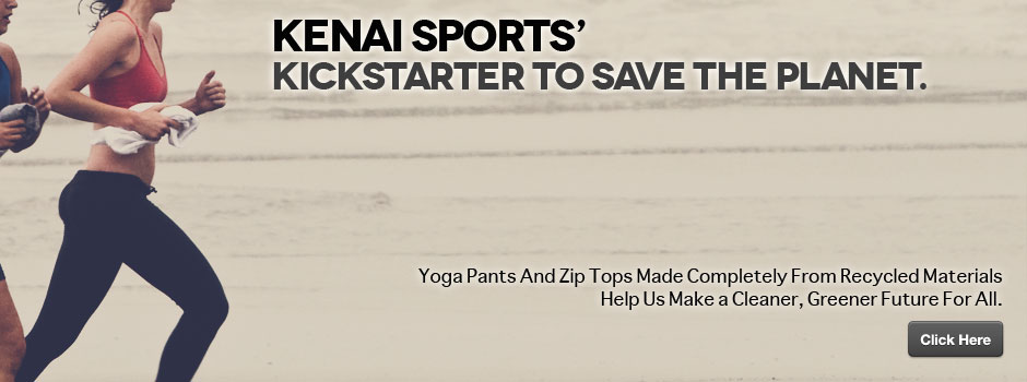 Kenai Sports' Kickstarter to Save the Planet