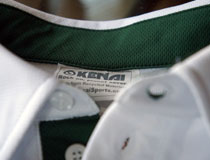 Babson College recently chose Kenai sustainable fabric for their sportswear needs